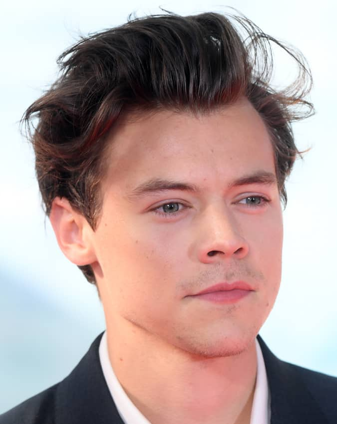 harry styles hair harry styles best hairstyles and how to get the look 1078