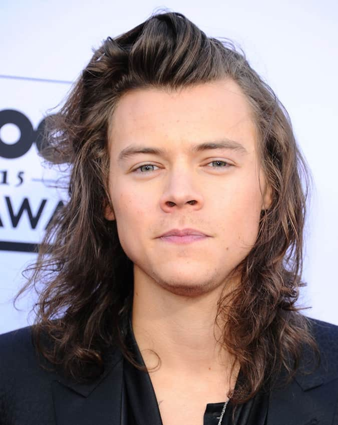 how to harry styles hair harry styles best hairstyles and how to get the look 3178
