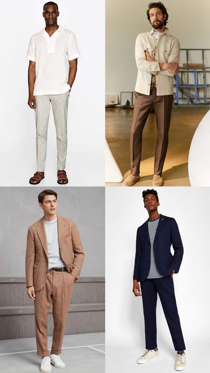 12 Modern Trouser Styles All Men Should Own