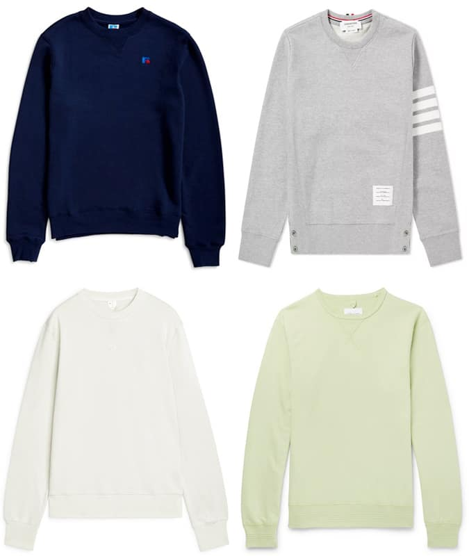 The Best Sweatshirts For Men