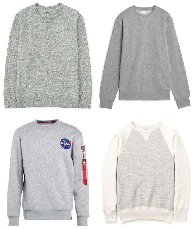 389edafa5 The Best Men's Sweatshirt Guide You'll Ever Read | FashionBeans