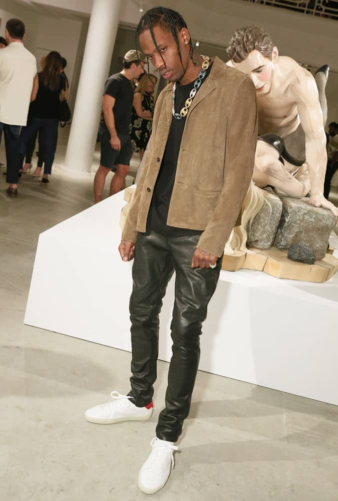 Travis Scott's 15 Best Looks
