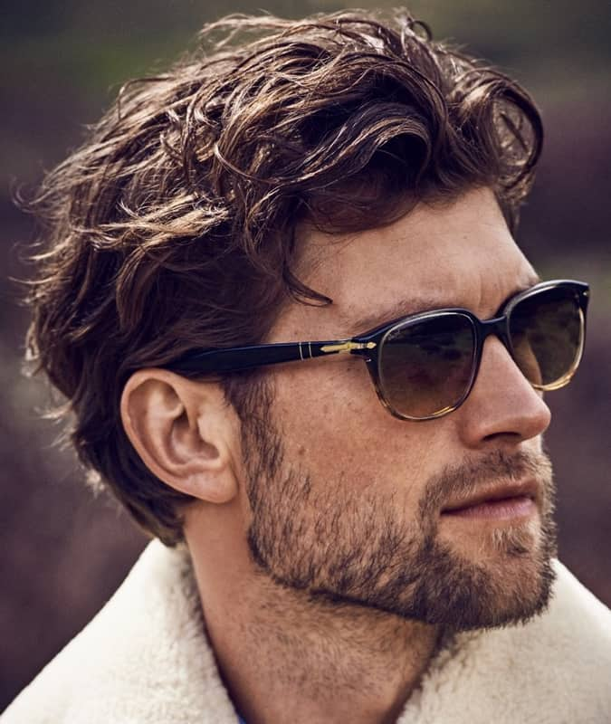 The Best Men S Wavy Hairstyles For 2019 Fashionbeans