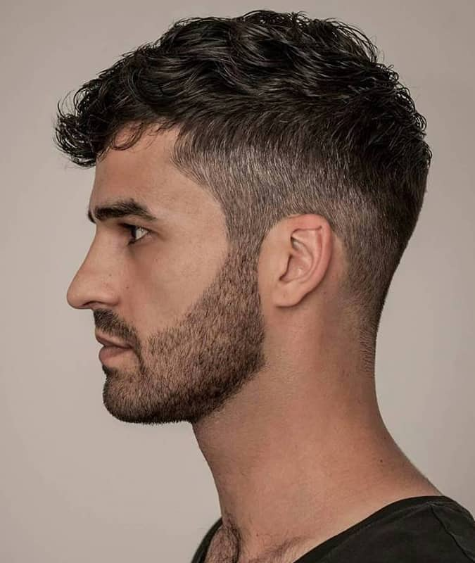 The Best Mens Wavy Hairstyles For 2018 Fashionbeans