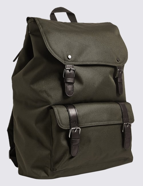 M&S COLLECTION Scuff Resistant Cordura® Rucksack