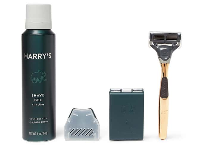 Harry's x Mr Porter Shaving Set