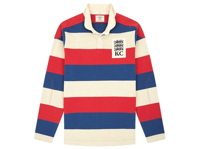 HOOP STRIPED THREE LIONS RUGBY
