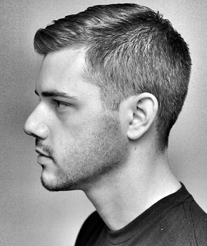 The Best Crew Cut Hairstyles For Men And How To Get Them Fashionbeans