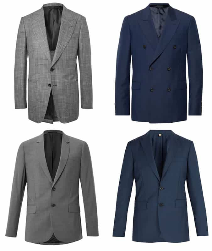 The Best Savile Row Suits