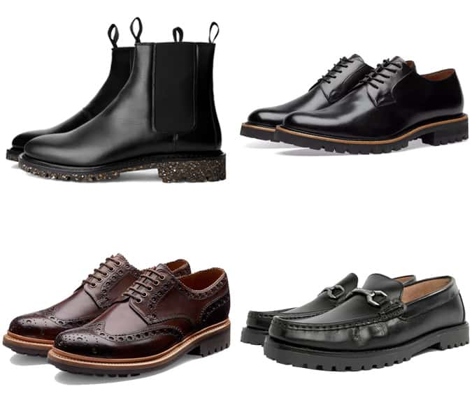 The best commando sole shoes for men