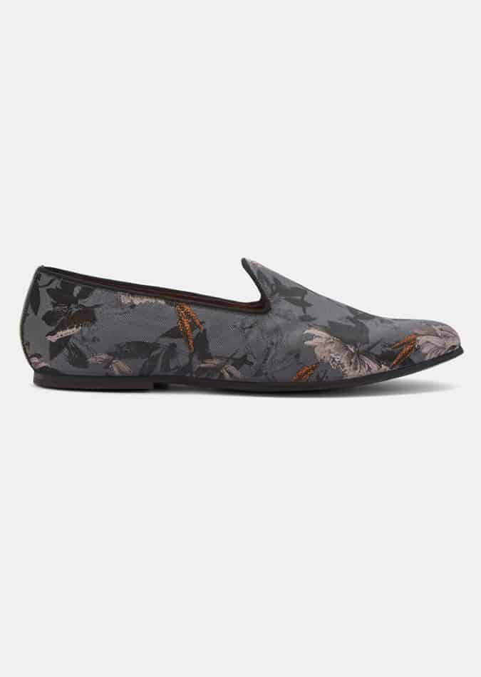 Vihan Patterned Loafers
