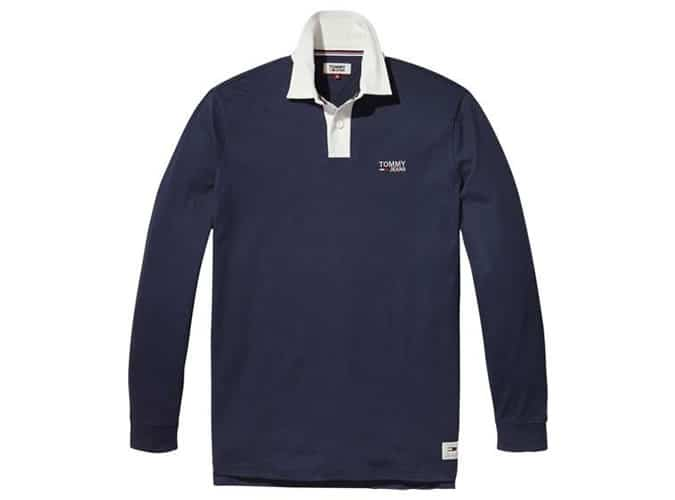 Tommy Jeans Classic Rugby Shirt