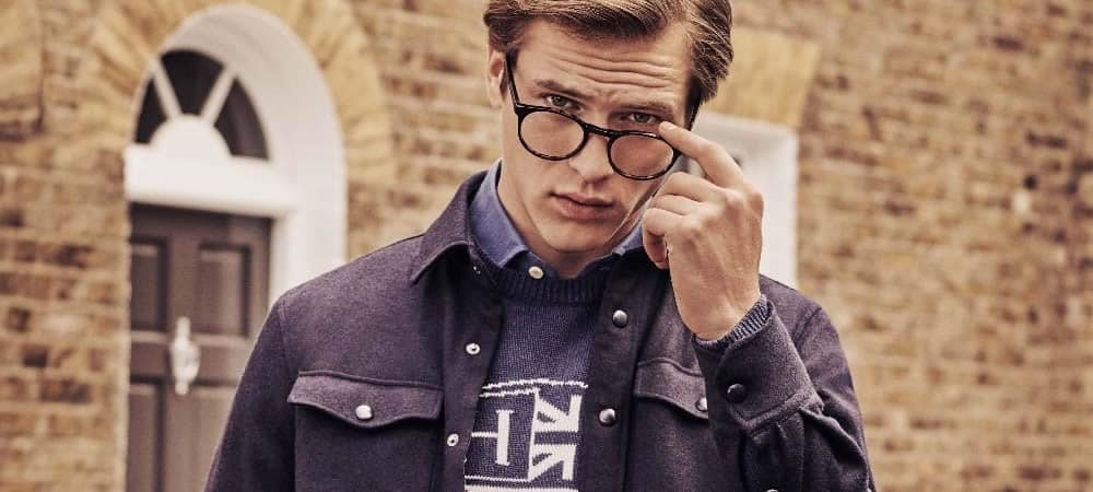 Hackett Autumn/Winter 2018 Advertising Campaign