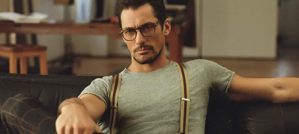 Mango Man Icon Of Style David Gandy 2018 Lookbook