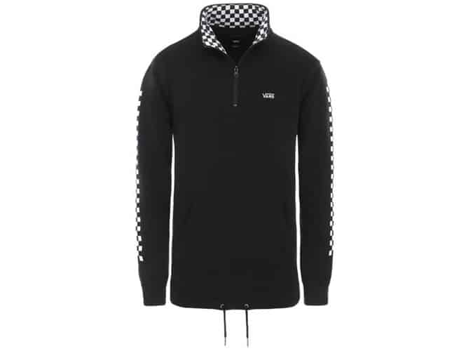 VERSA QUARTER ZIP FLEECEPULLOVER