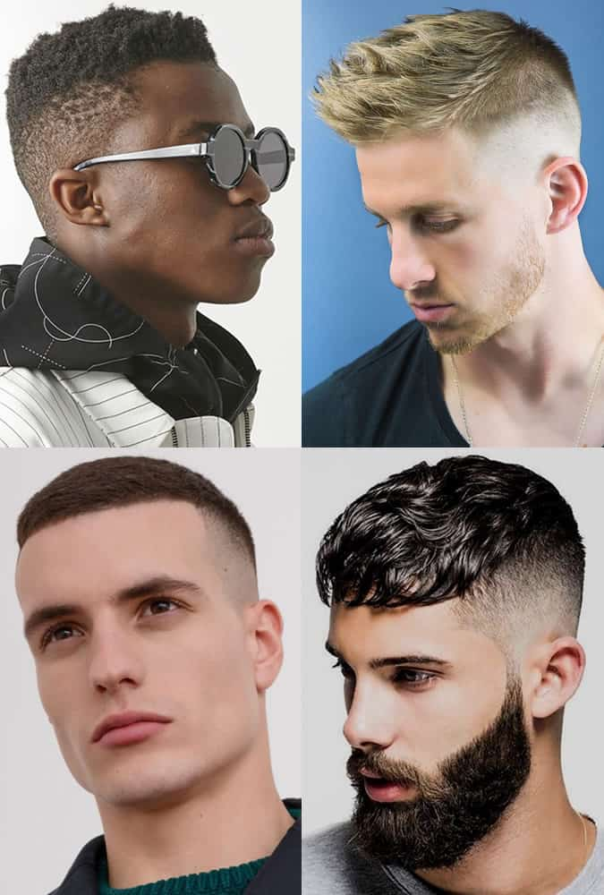 Men's High & Tight Lookbook