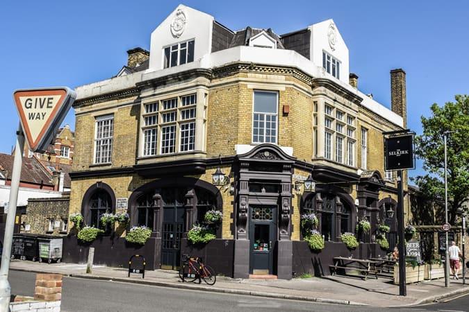 The Selkirk Pub