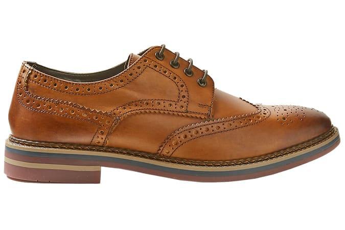 M&S COLLECTION - Chaussures richelieu trisole en cuir