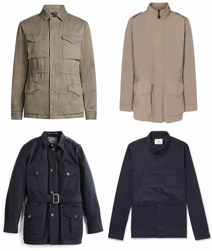 The best field jackets for men