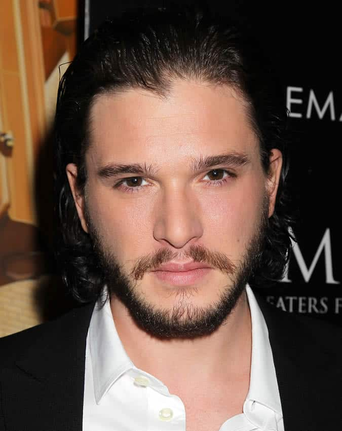 Kit Harrington Hairstyles