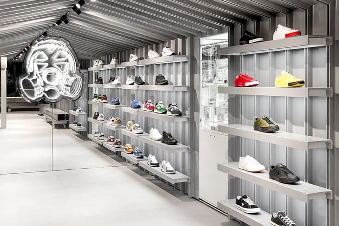 5ad5ec5e The Best Sneaker Stores In The World | FashionBeans