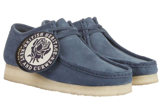 Clark's x Kent & Curwen Wallabee Shoes