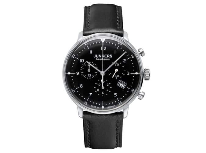Junkers Bauhaus Chronograph