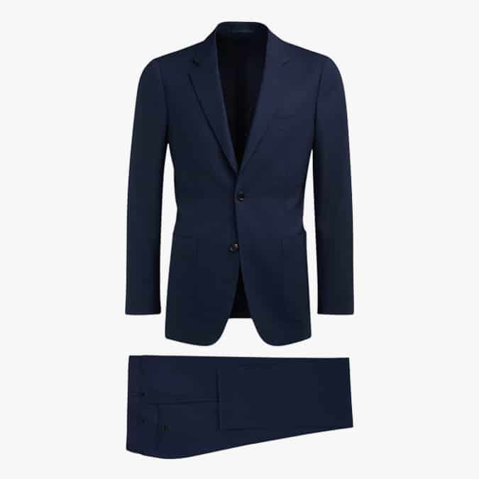 suitsupply HAVANA NAVY SUIT