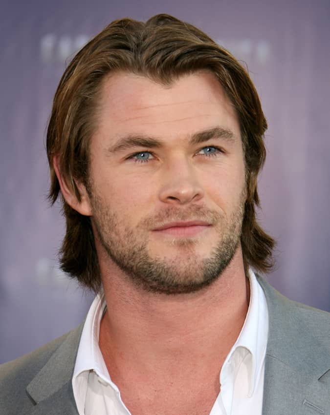 Chris Hemsworth Hair