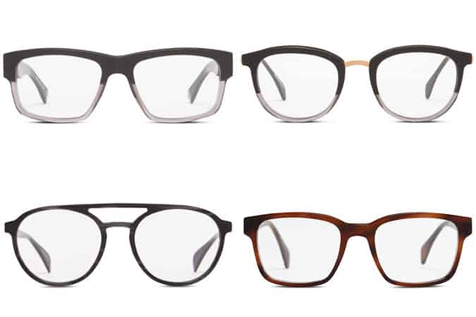 Best Oliver Goldsmith glasses men