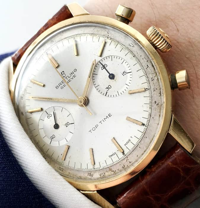 Vintage Watches And Where To Them