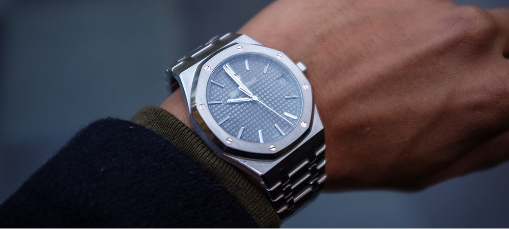 Why This Audemars Piguet Is The Original Baller Watch