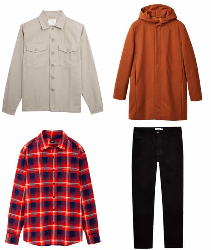 How to layer an overshirt