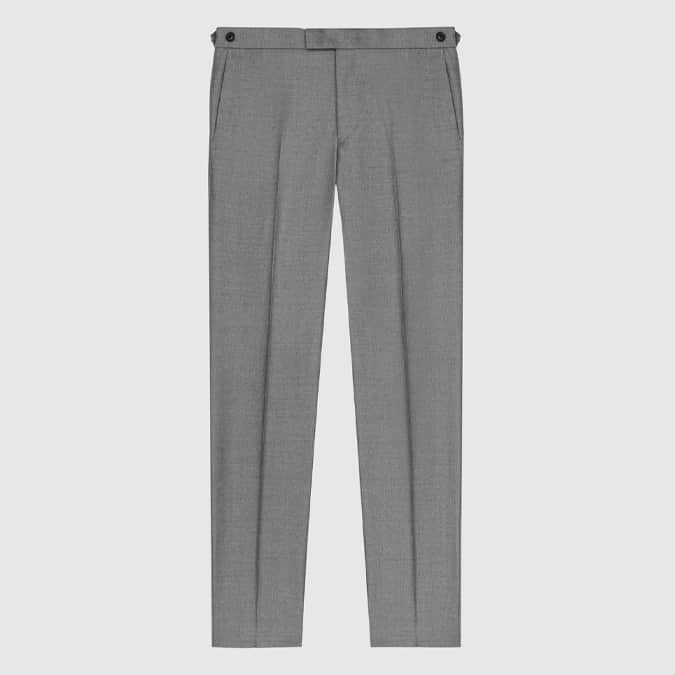 Woking slim-fit trousers